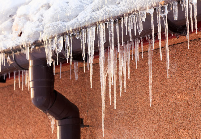About MJA Frozen Pipe and Gutter Protection
