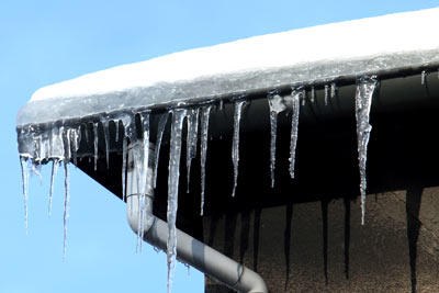 Trace Heating Systems For Gutter And Roof De Icing